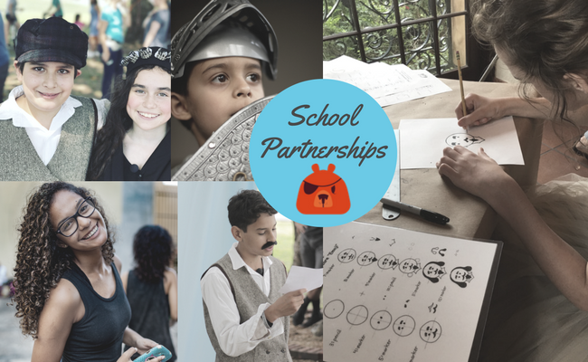 Little Revolt School Programs