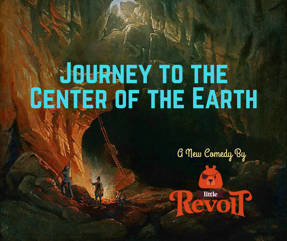 journey to the centre of the earth creative writing Nearly 150 years ago, jules verne published his second novel, a journey to the center of the earth, one of the earliest works of science fictionin verne's world, explorers venture underground.