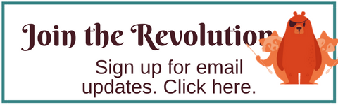 Sign up for Little Revolt emails