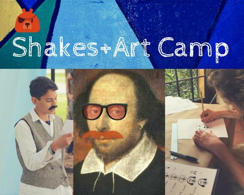 Little Revolt Shakes + Art Camp