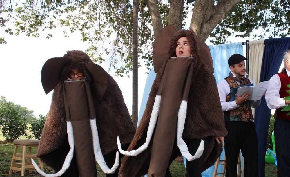Journey to the Center of the Earth Little Revolt Mastodons