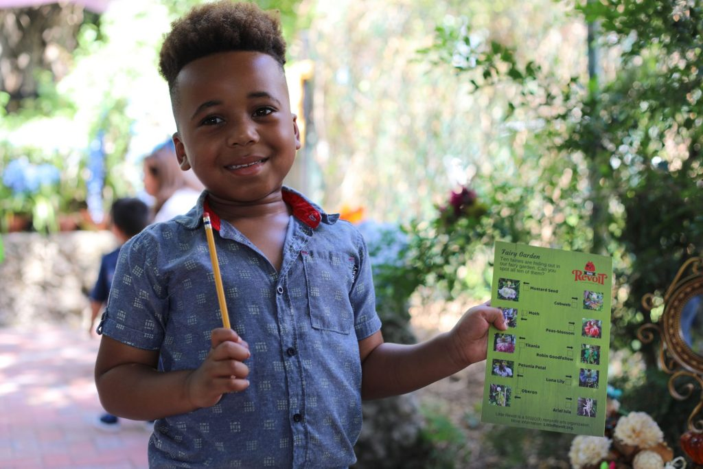 Little Revolt theater Shakes fest activity outdoor child