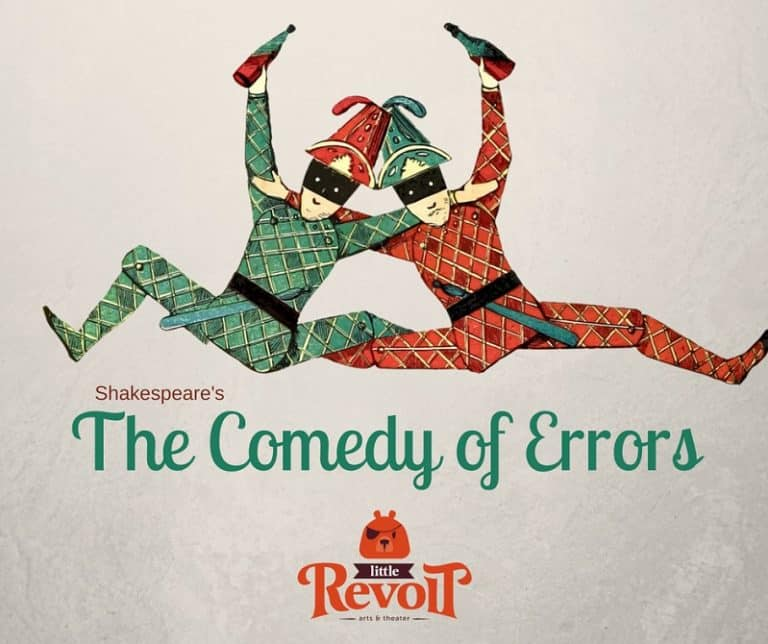 Little Revolt Comedy of Errors teaser image