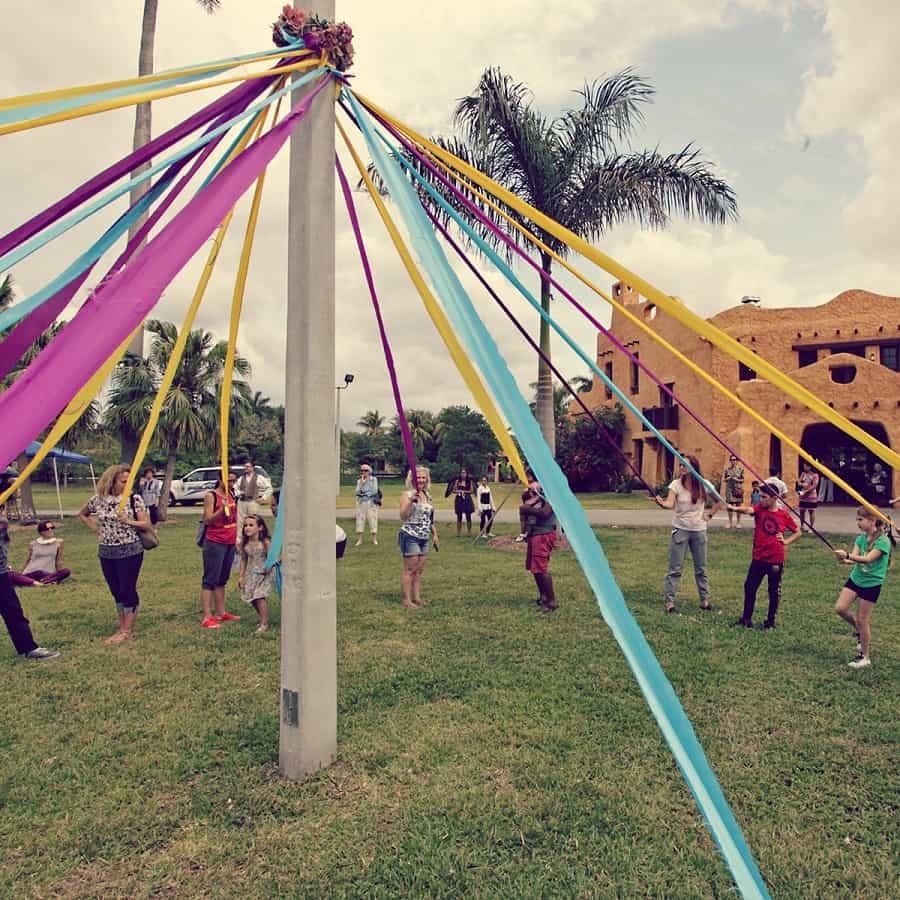 Little Revolt family Shakes Fest may dance