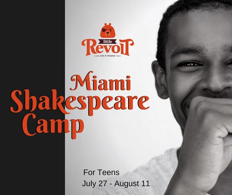 Little Revolt Shakespeare camp image teaser